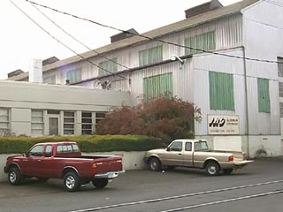IRC's Original Facility in NW Portland (1996)
