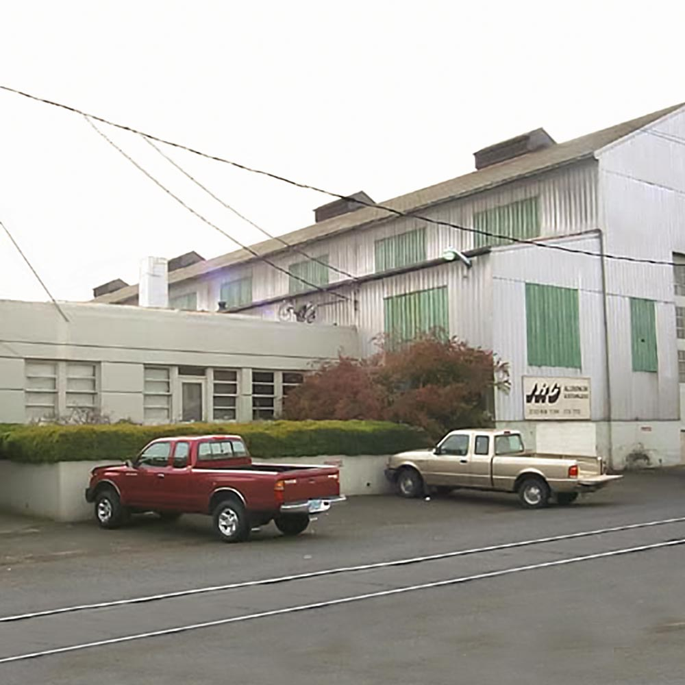 IRC's Old Cutting Facility in NW Portland