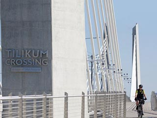 Metal Railings for Tilikum Crossing Bridge