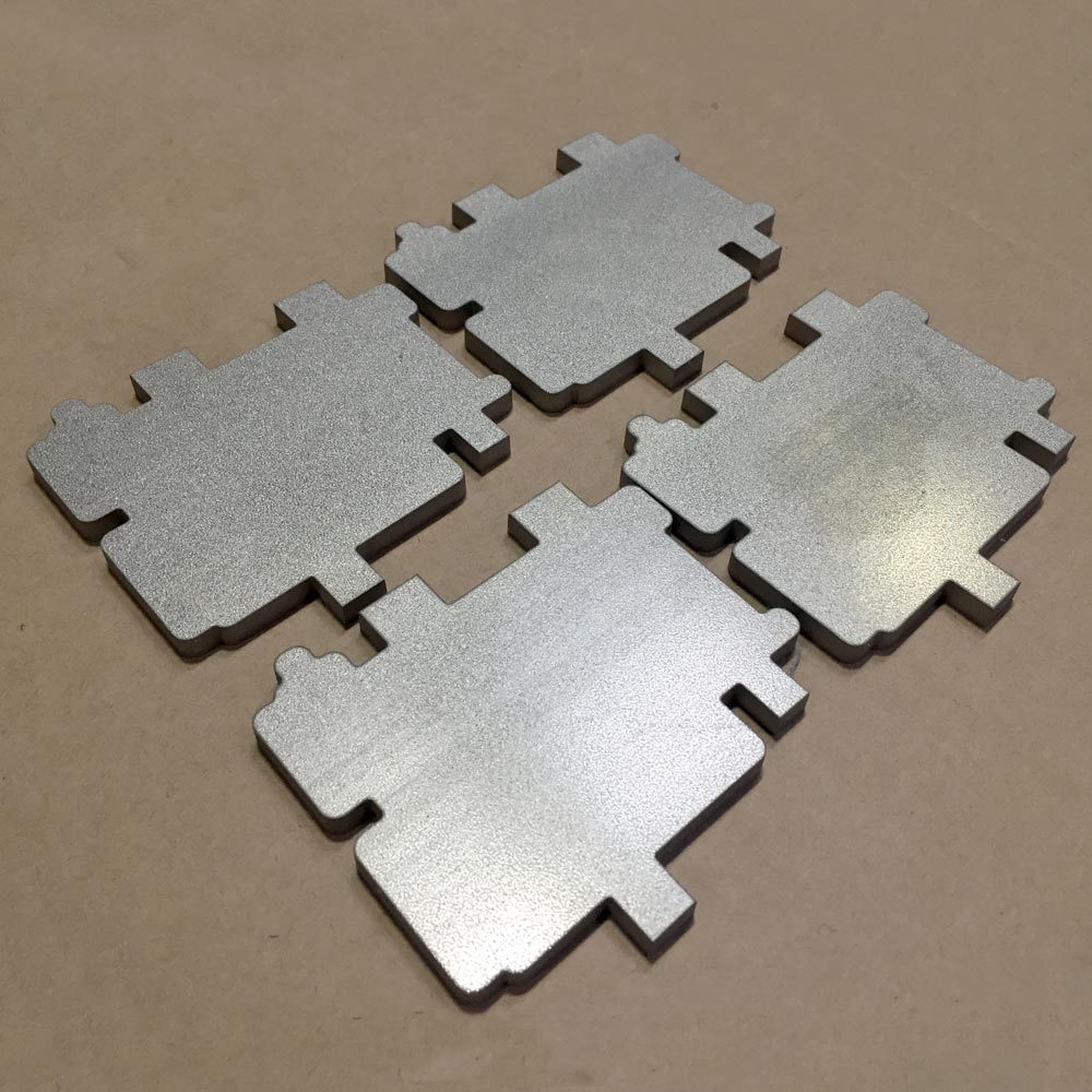 Prodec Stainless Parts Waterjet