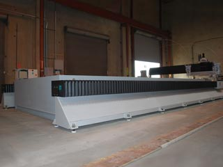 IRC Waterjet