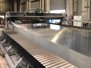 Large Waterjet