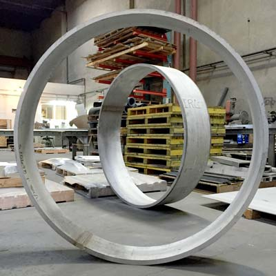 rolled stainless steel